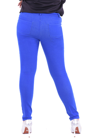 PROUD stretch pants light blue