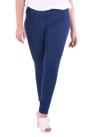 PROUD stretch pants navy