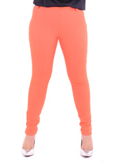PROUD stretch pants orange