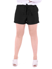 PROUD shorts with rope black